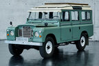 Land Rover 109 Station Wagon Serie 3 (1972)