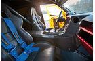 Land Rover Bowler EXR-S, Cockpit