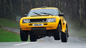 Land Rover Bowler EXR-S, Frontansicht