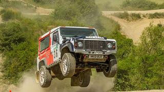 Land Rover Bowler Rallye Defender