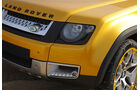 Land Rover DC100 Sport, Front, Detail