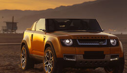 Land Rover DC100 Sport