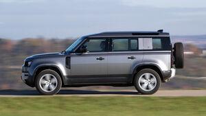 Land Rover Defender 110 D240 S, Exterieur