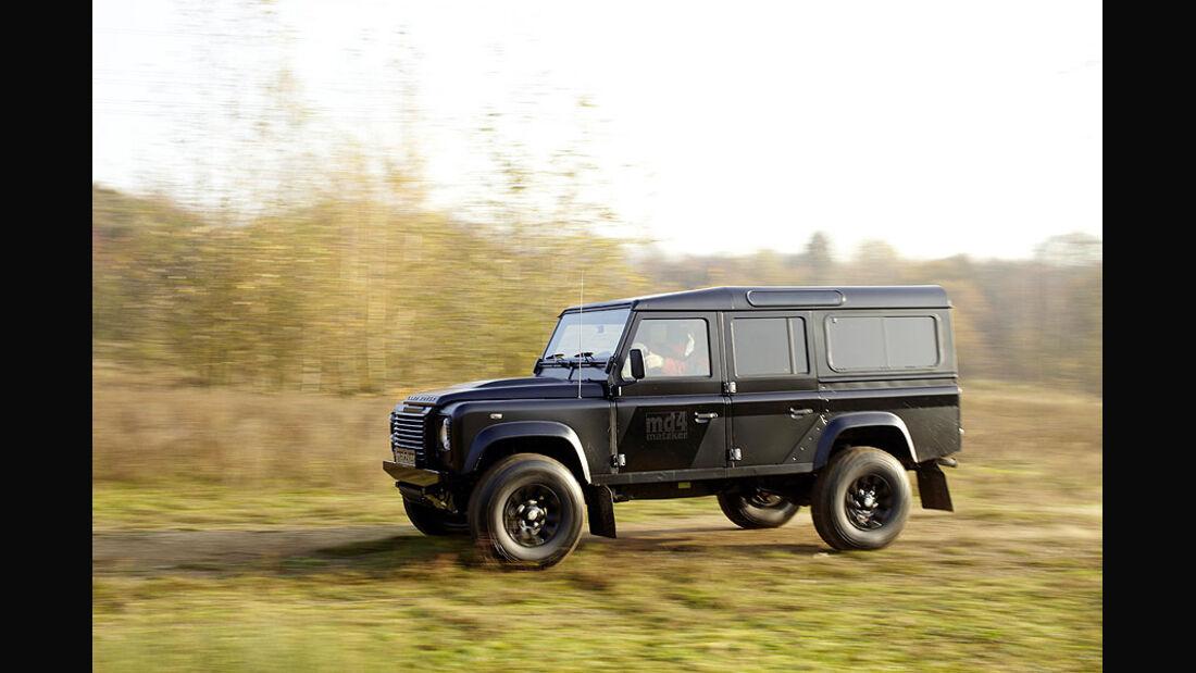 Land Rover Defender 110 TD4 / MD4 Matzker Automatik