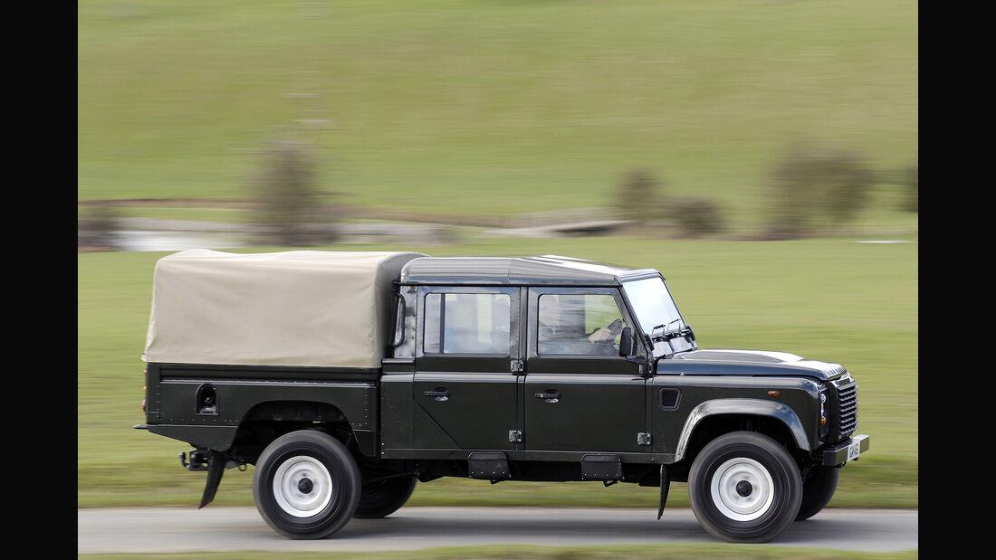 Land Rover Defender 130 Crew Cab Pickup
