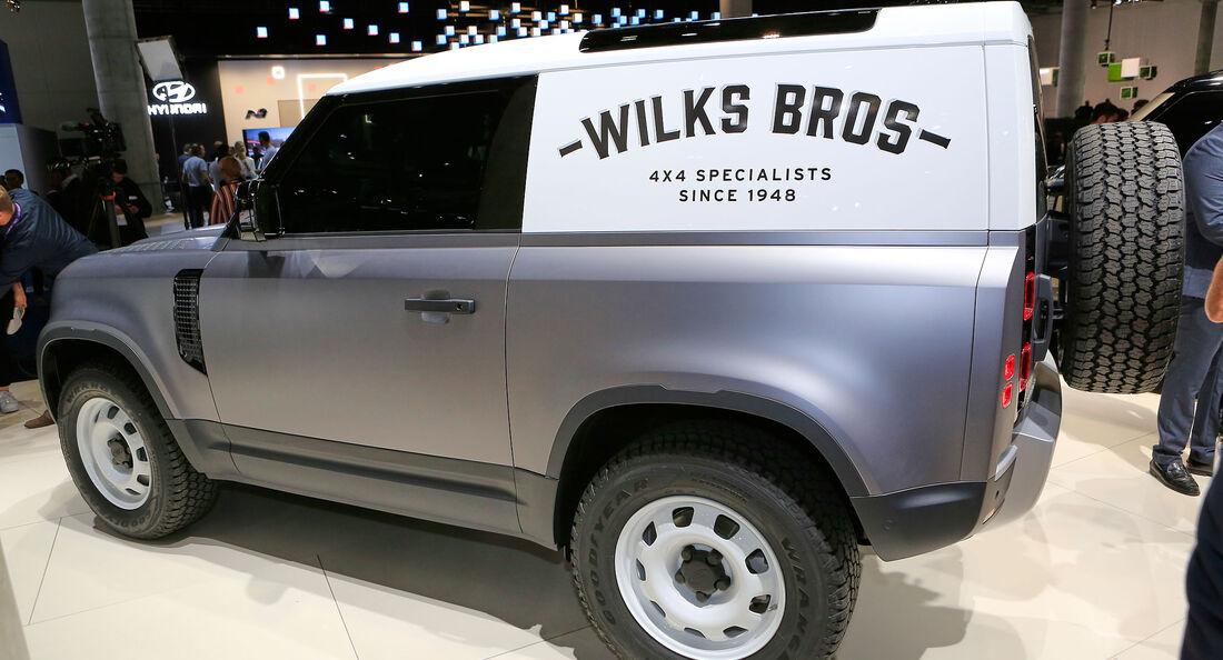 Land Rover Defender (2019)