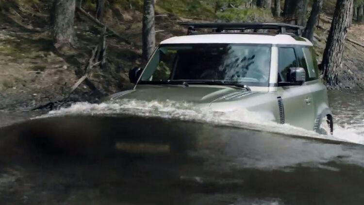 Land Rover Defender 2020 Bilder Infos Daten Preise