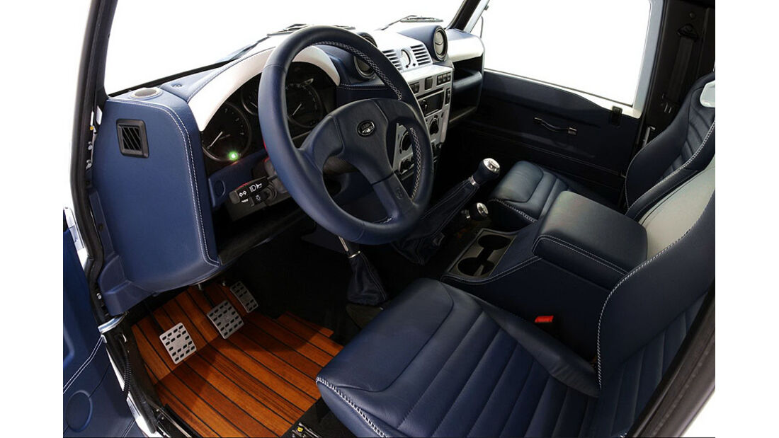 Land Rover Defender 90 Startech Tuning