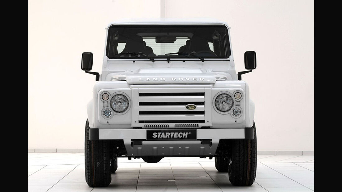 Land Rover Defender 90 Startech Tuning