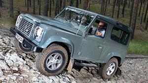 Land Rover Defender 90 TD4
