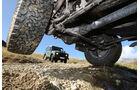 Land Rover Defender 90 TD4 und Hinterachse vom Mercedes-Benz G 280 CDI Edition Pur