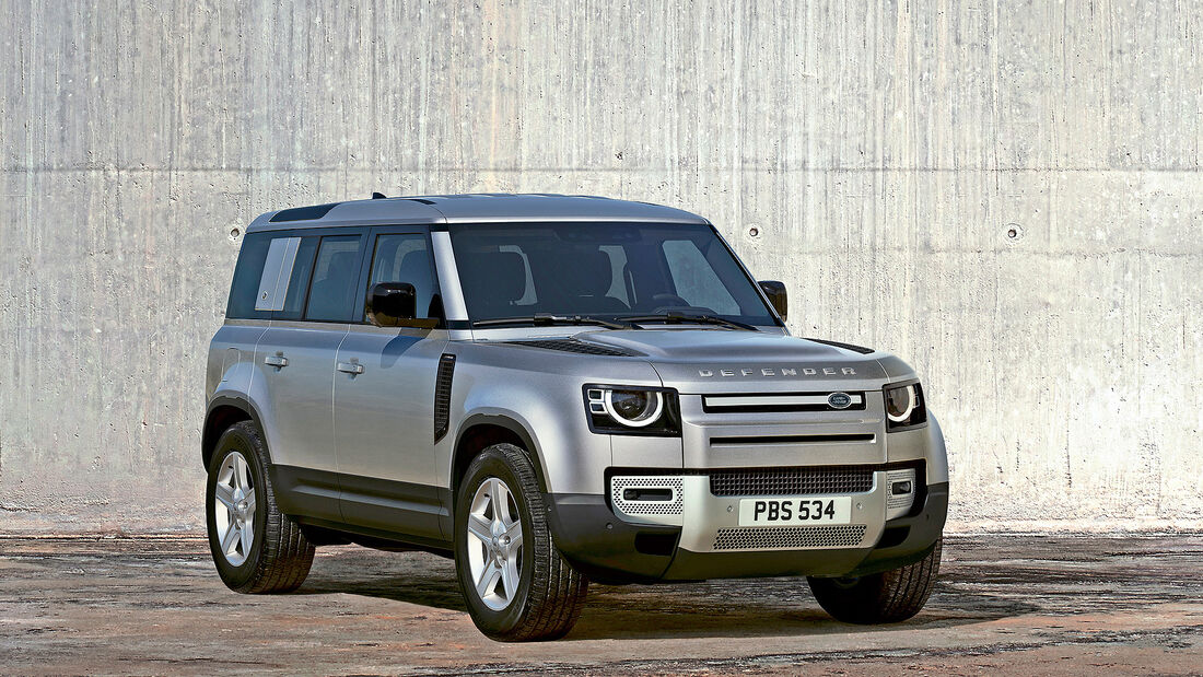 Land Rover Defender, Autonis 2020