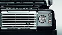 Land Rover Defender Black Pack Silver Pack