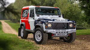 Land Rover Defender Bowler
