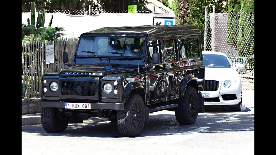 Land Rover Defender - Carspotting - GP Monaco 2016