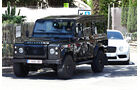 Land Rover Defender - Carspotting - GP Monaco 2016