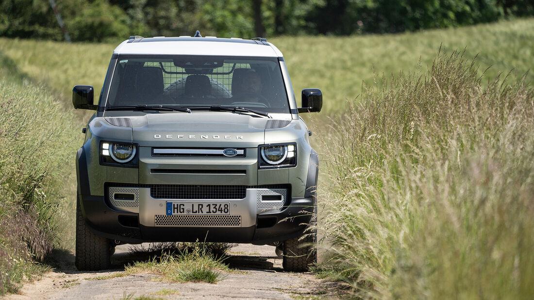 Land Rover Defender D240