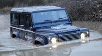 Land Rover Defender Elektro-Auto / Electric-Defender