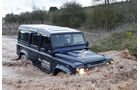 Land Rover Defender Elektro-Auto / Electric-Defender