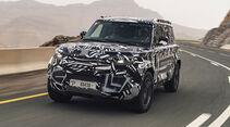 Land Rover Defender Erlkönig