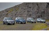 Land Rover Defender Family 2021