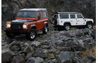 Land Rover Defender Fire & Ice