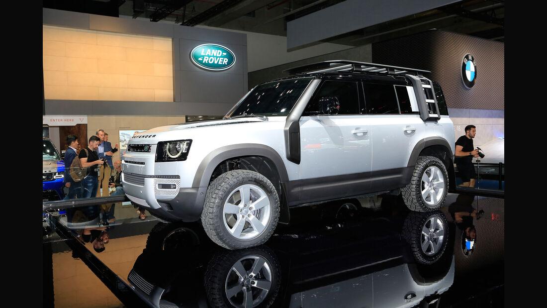 Land Rover Defender, IAA 2019