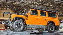 Land Rover Defender Limited Edition Adventure - Geländewagen  - Genf 2015