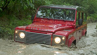 Land Rover Defender MY 2015