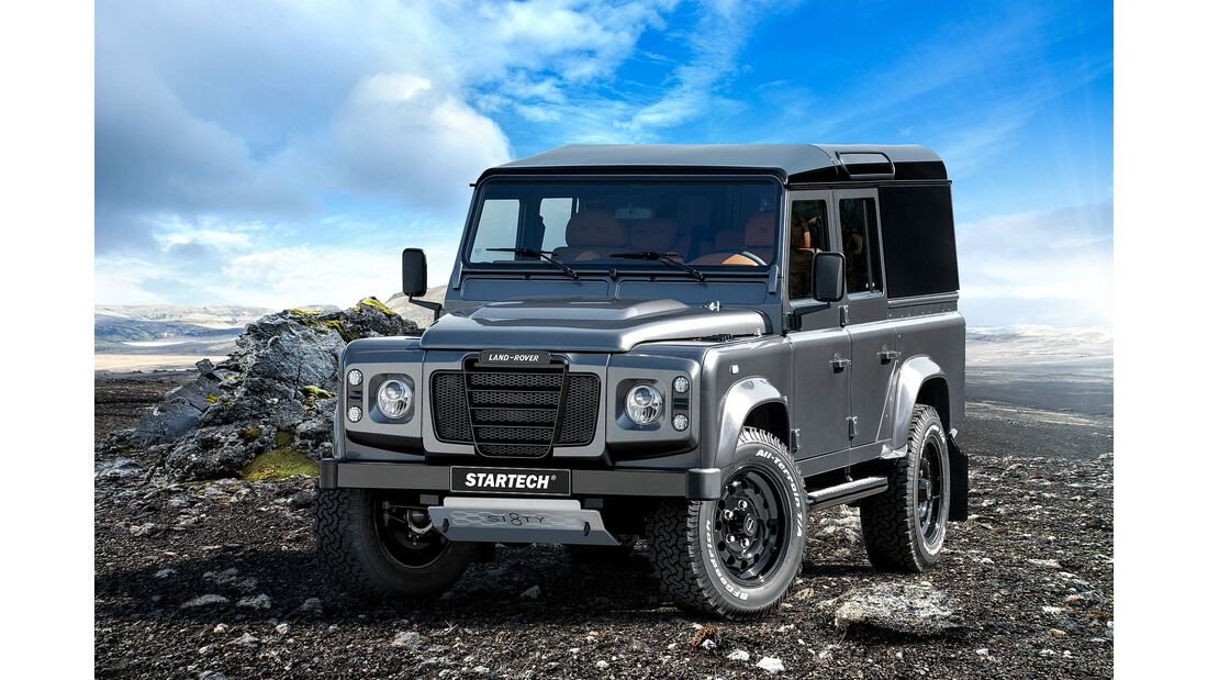 Land Rover Defender Startech Sixty8
