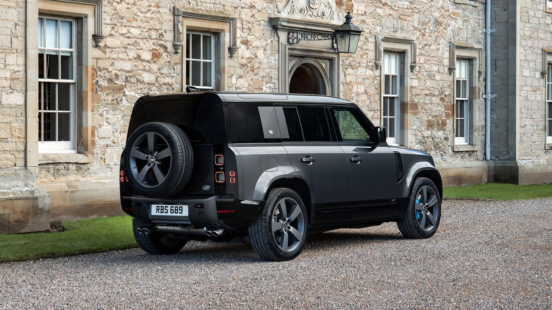 Land Rover Defender V8 110