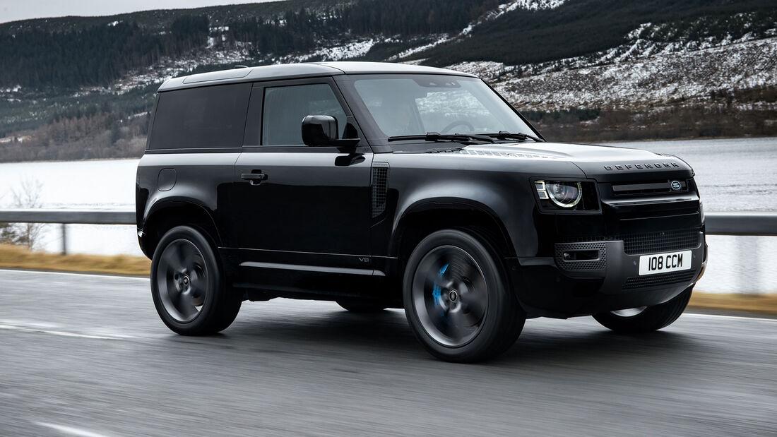 Land Rover Defender V8 90