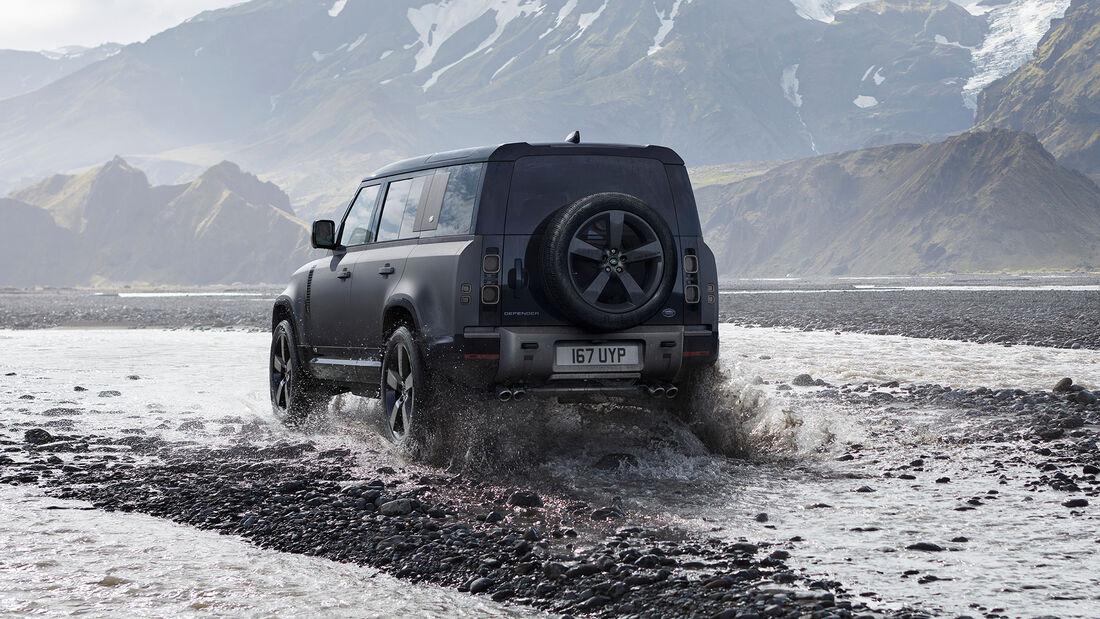 Land Rover Defender V8 Carpathian Edition 110
