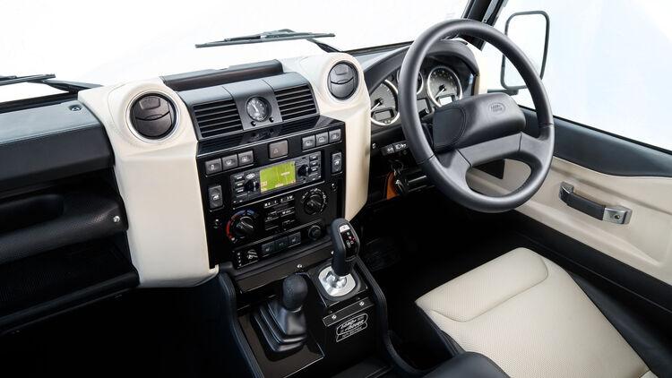 Land Rover Defender Works V8 Sondermodell Fur 160 000