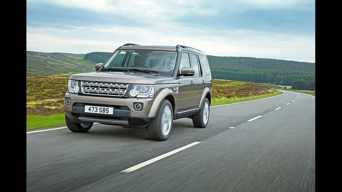 Land Rover Discovery 2014 Siebensitzer