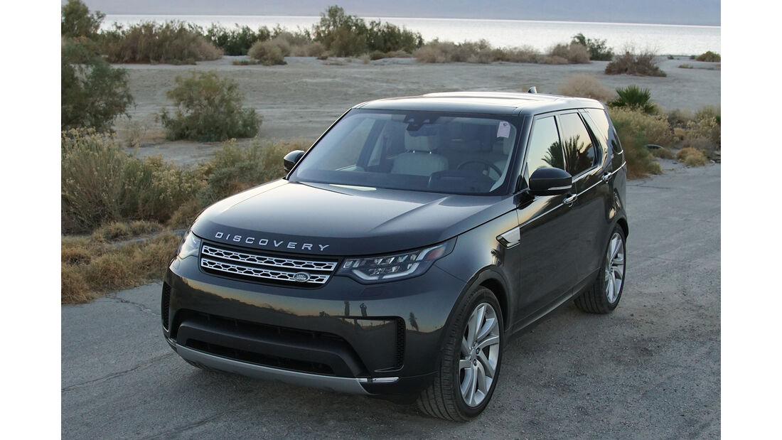 Land Rover Discovery 3.0 Si6