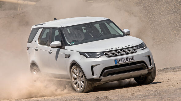Land-Rover Discovery, AMS1517