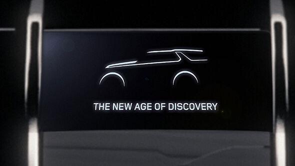 Land Rover Discovery Design Concept