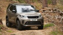 Land Rover Discovery Facelift 2021