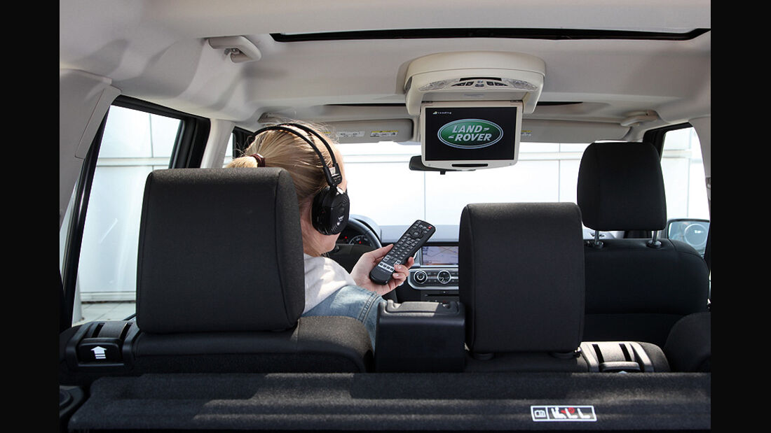 Land Rover Discovery Family Sondermodell