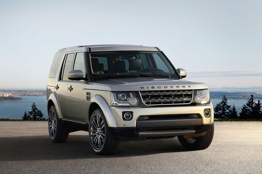 Land Rover Discovery Graphite Sondermodell