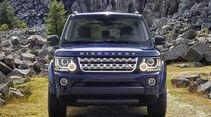 Land Rover Discovery Modelljahr 2014