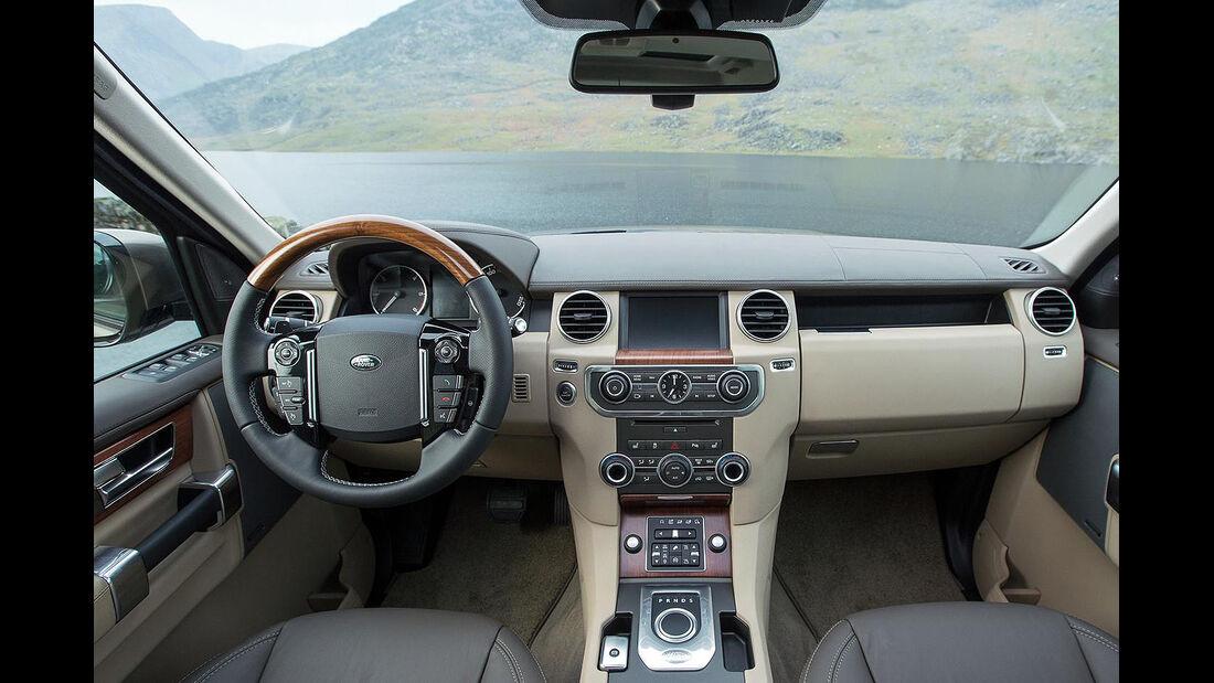 Land Rover Discovery Modelljahr 2015