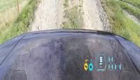 Land Rover Discovery Motorhaube