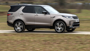 Land Rover Discovery P360