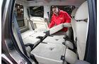 Land Rover Discovery, Rücksitze