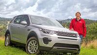 Land Rover Discovery Sport, Frontansicht, Michael Harnischfeger