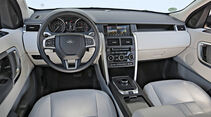 Land Rover Discovery Sport, Interieur