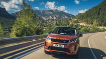 Land Rover Discovery Sport MY 2019 Fahrbericht