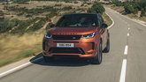 Land Rover Discovery Sport Modelljahr 2021